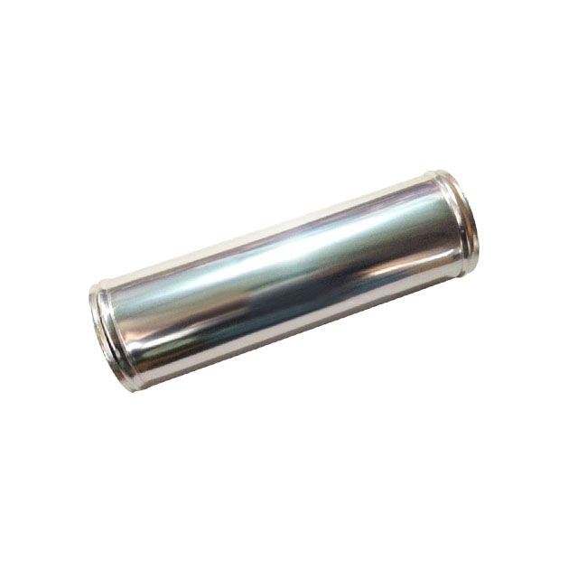 Factory price car parts 76mm aluminum pipe connector